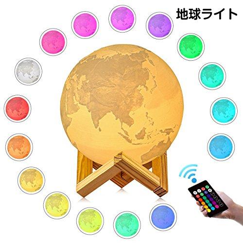 ベッドサイドランプ おしゃれ ledデスクライト 3Dプリン...
