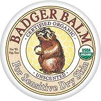 Badger バジャー ヒーリングバーム (無香料)56g【海外直送品】【並行輸入品】