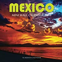 Mexico Mini Wall Calendar 2018
