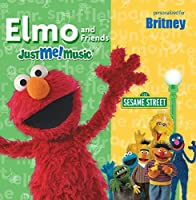 Sing Along With Elmo and Friends: Britney【CD】 [並行輸入品]