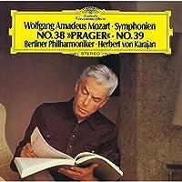 モーツァルト:交響曲第36番「リンツ」&第38番「プラハ」&第39番