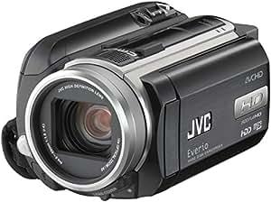 JVCケンウッド ビクター 120GBハイビジョンハードディスクムービー GZ-HD40