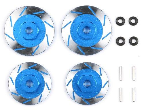 ホップアップオプションズ No.1130 TB-03D アルミブレーキディスク型ホイールハブ 54130