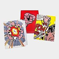 MoMA リキテンスタイン ドキュメントフォルダー (3枚セット) Comics