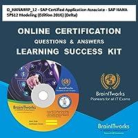 D_HANAIMP_12 - SAP Certified Application Associate - SAP HANA SPS12 Modeling (Edition 2016) (Delta) Online Certification Video Learning Made Easy