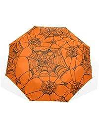 AOMOKI 折り畳み傘 折りたたみ傘 手開き 日傘 三つ折り 梅雨対策 晴雨兼用 UVカット 耐強風 8本骨 男女兼用 蜘蛛 糸