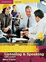 Real Listening & Speaking 4. Edition with answers and 2 CDs: Cambridge English Skills Level 4