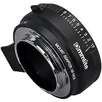 Commlite レンズマウントアダプター CM-NF-NEX   (ニコンFマウントレンズ → ソニーEマウント変換)