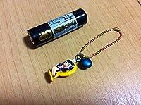 希少 日本未発売 可愛い 最小 フィギュア「ミニミニ ムーン ベティちゃん ストラップ」Betty Boop ベティブープ キーホルダー