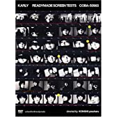 READYMADE SCREEN TESTS【初回限定盤】 [DVD]