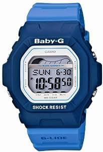 [カシオ]CASIO 腕時計 BABY-G ベビージー Gライド タイドグラフ搭載 BLX-5600-2JF レディース