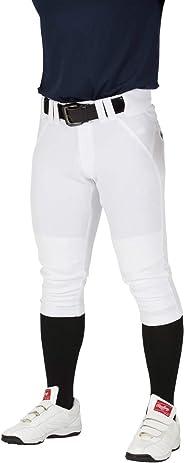 Rawlings(ローリングス) 4Dウルトラハイパーストレッチパンツ 練習用(マーク有り、ひざ2重加工) 大人用 ホワイト