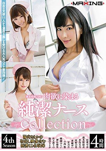 極楽病棟24時!  肉欲に染まる純潔ナース Collection 4th Season [DVD]