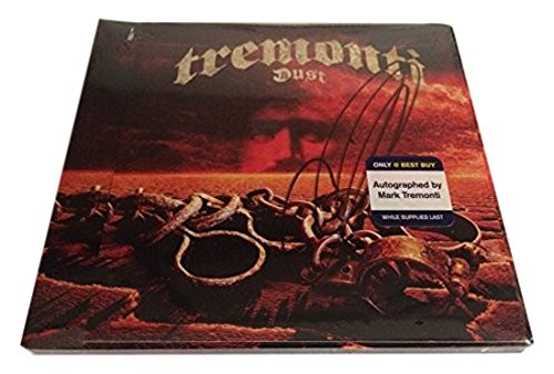 Dust (insert autographed by Mike Tremonti)