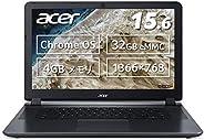 Chromebook クロームブック Acer ノートパソコン 15.6型WXGA液晶 日本語キーボード CB3-532 グラナイトグレイ グーグル Google