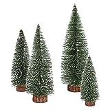 Remeehi ミニクリスマスツリー 卓上ミニクリスマスツリー クリスマス雑貨 10cm~30cm 30cm