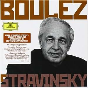 Amazon.co.jp : Boulez Conducts...