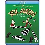 Tex Avery Screwball: Vol 3 (blu-ray)
