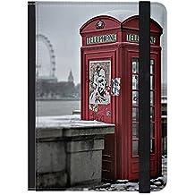 【Kindle(第7世代), Kindle Paperwhite カバー】  caseablebyRonya Galka ロンドンコーリング