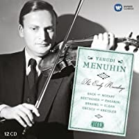 Icon - Yehudi Menuhin - The Early Years by Yehudi Menuhin (2014-01-28)