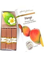 ハワイアン雑貨 ハワイ雑貨/Forever Florals ミニインセンスボックス お香 マンゴー 【お土産】