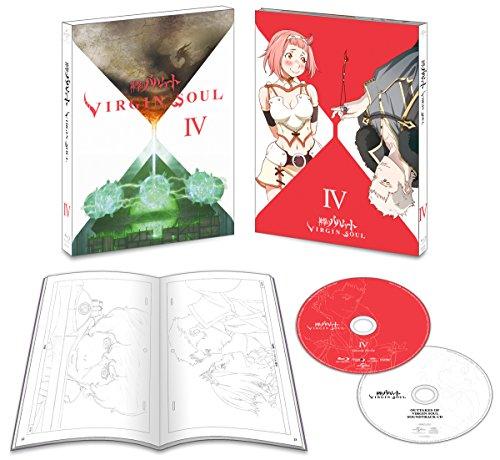 神撃のバハムート VIRGIN SOUL IV(初回限定版) [Blu-ray]...