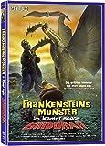 Frankensteins Monster im Kampf gegen Ghidorah - Mediabook