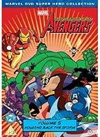 Vol. 5-Avengers-Earth's Mightiest Heroes [DVD] [Import]