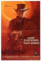 Pale Rider 27x 40映画ポスター–スタイルB Unframed PDPEF2359