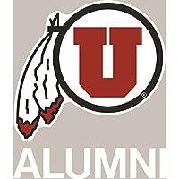 Utah Utes転送デカール–Alumni