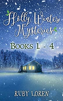 Holly Winter Mysteries, Books 1 - 4 by [Loren, Ruby]