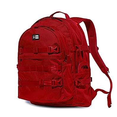 (NEW ERA) ニューエラ NEW ERA リュックサック Carrier Pack 【11099870】Red -
