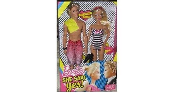 Barbie Loves Paul Frank Ken Doll Mattel W9580