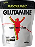 グリコ パワープロダクション アミノ酸プロスペック  グルタミンパウダー 回復系アミノ酸 200g