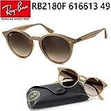 レイバン ラウンド レイバン サングラス RB2180F 616613 ボストン ラウンド 丸形 メンズ レディース 国内正規商品 Ray-Ban