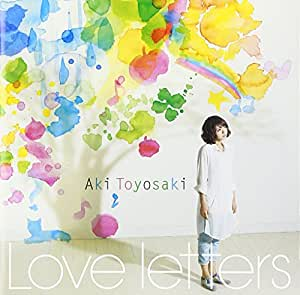 Love letters(通常盤)