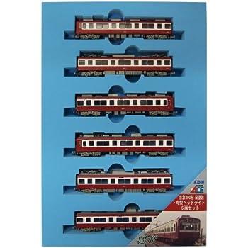 マイクロエース Nゲージ 京急800形 旧塗装・丸型ヘッドライト 6両セット A7560 鉄道模型 電車