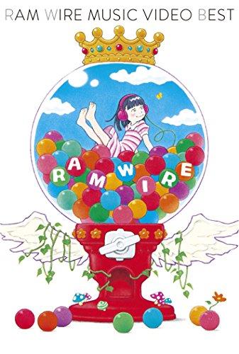 RAM WIRE MUSIC VIDEO BEST [DVD]