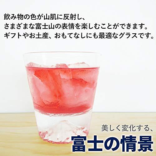 富士山グラス 4枚目のサムネイル
