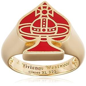 [ヴィヴィアンウエストウッド] Vivienne Westwood 【並行輸入】リング 約18号