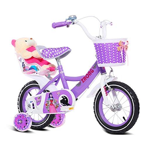 子供用自転車6-9歳の女の子用自転車18インチ子供用自転車ハ...