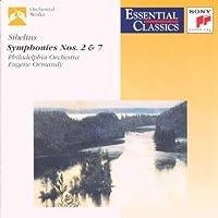 Sibelius;Symphonies 2 & 7