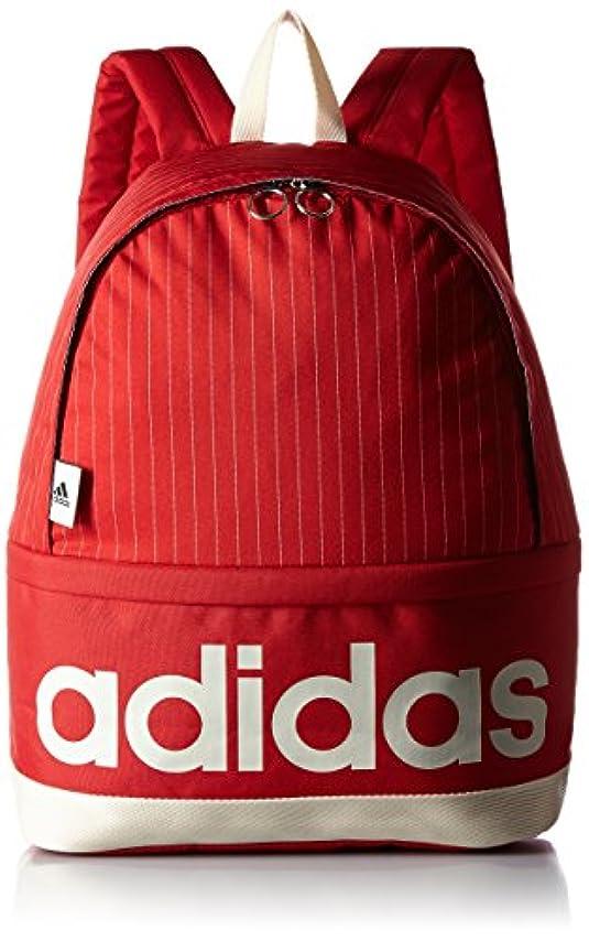 増幅する道徳のグラム[アディダス] adidas リュック 16L オトナカジュアル ストライプ柄 47531