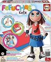 Educa Girls Fofuchas Doll-Katie