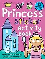 Princess Sticker Activity Book (Preschool Sticker Activity)