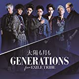 PIERROT (English Version)♪GENERATIONS from EXILE TRIBEのジャケット