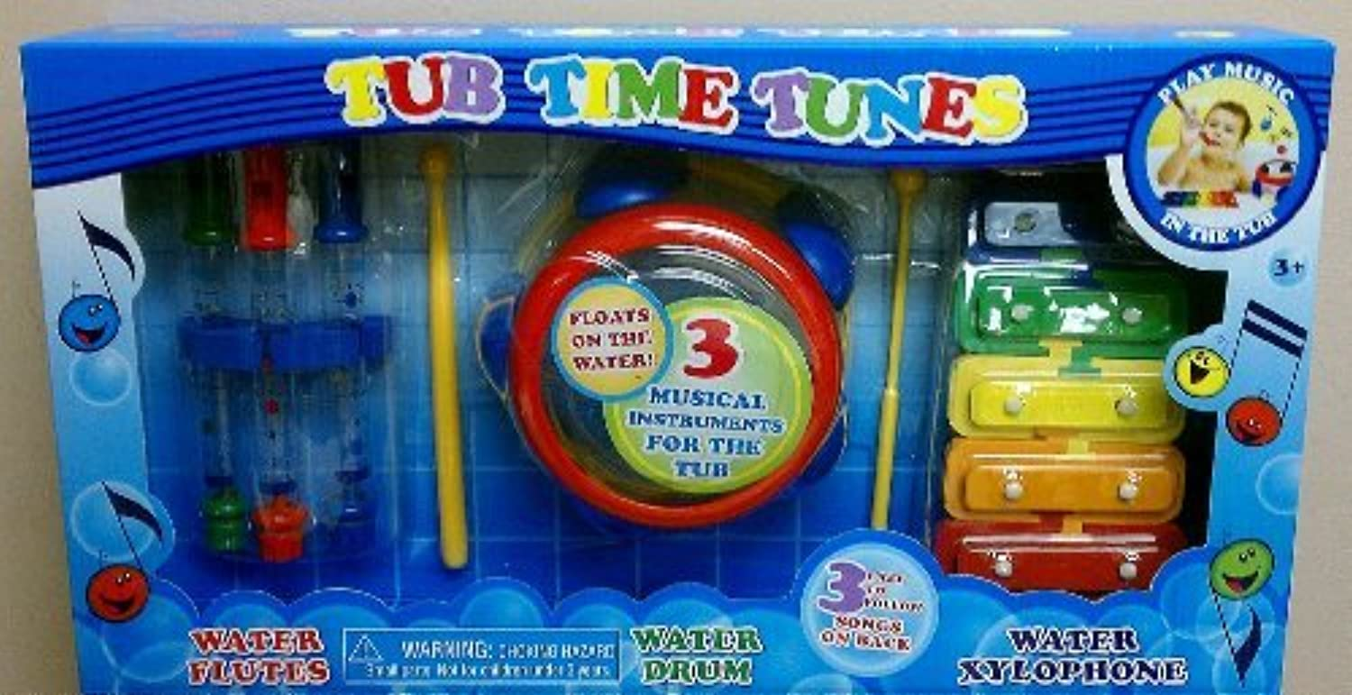 Tub Time Tunes by MZB Accessories [並行輸入品]