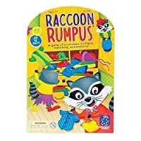 Nceonshop(TM) Educational Insights Raccoon Rumpus Game New [並行輸入品]