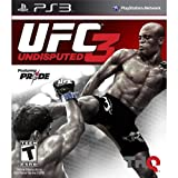 PS3 UFC アンディスピューテッド 3 アジア版