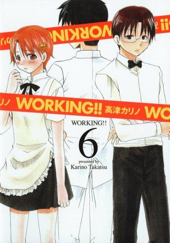 WORKING!! 6 (ヤングガンガンコミックス)